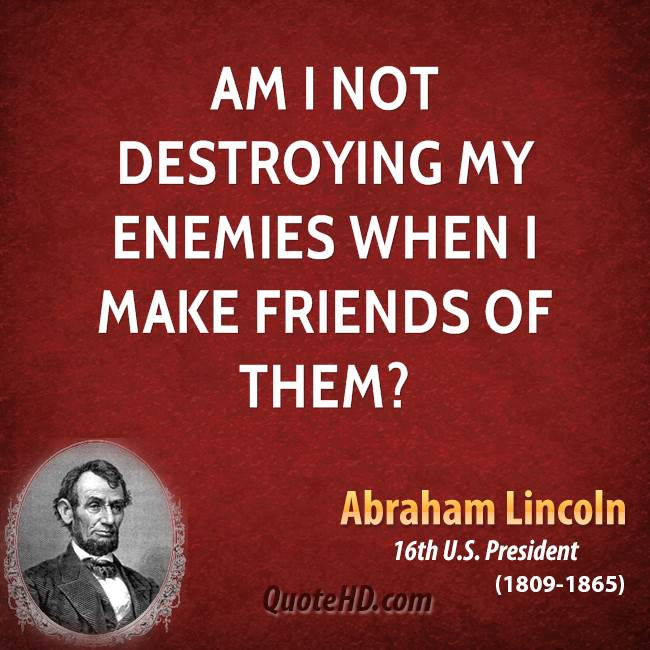 Quotes For Enemy Friends: Miss Mueller's 8th Grade English Class At Willard Middle