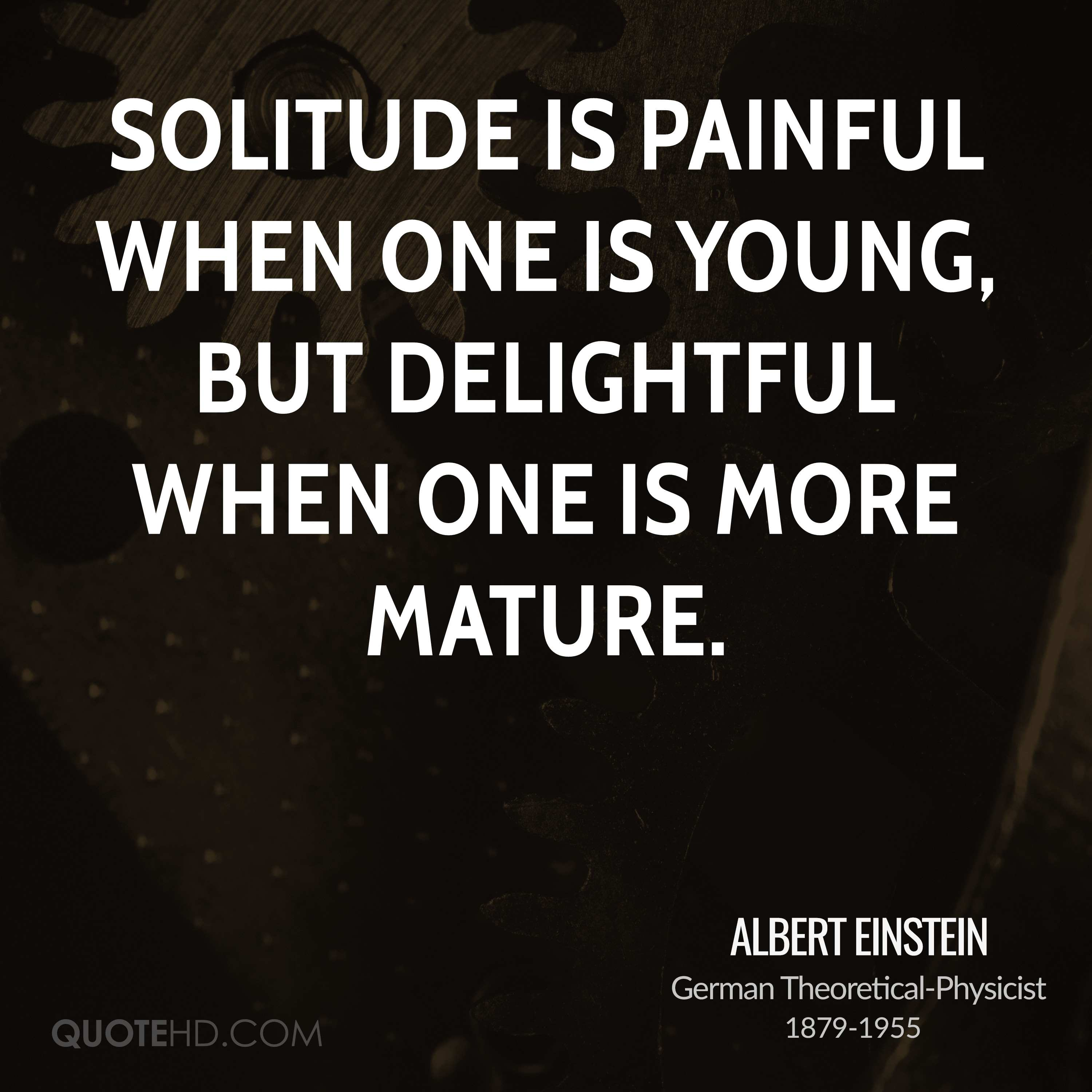 Quotes On Solitude Solitude Quotes  Page 1  Quotehd