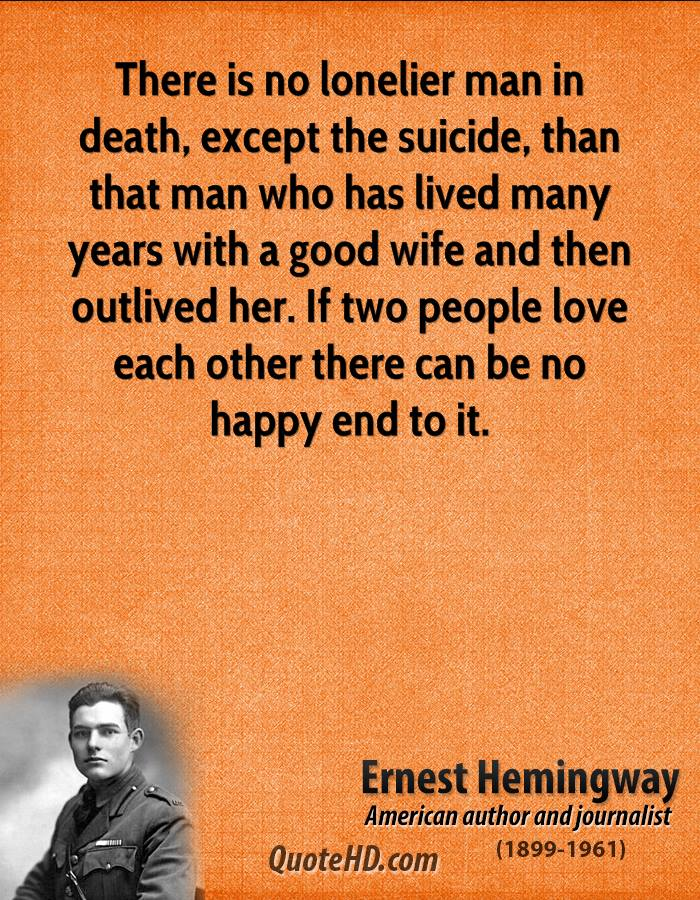 Hemingway Quotes On Love Enchanting Ernest Hemingway Love Quotes QuoteHD