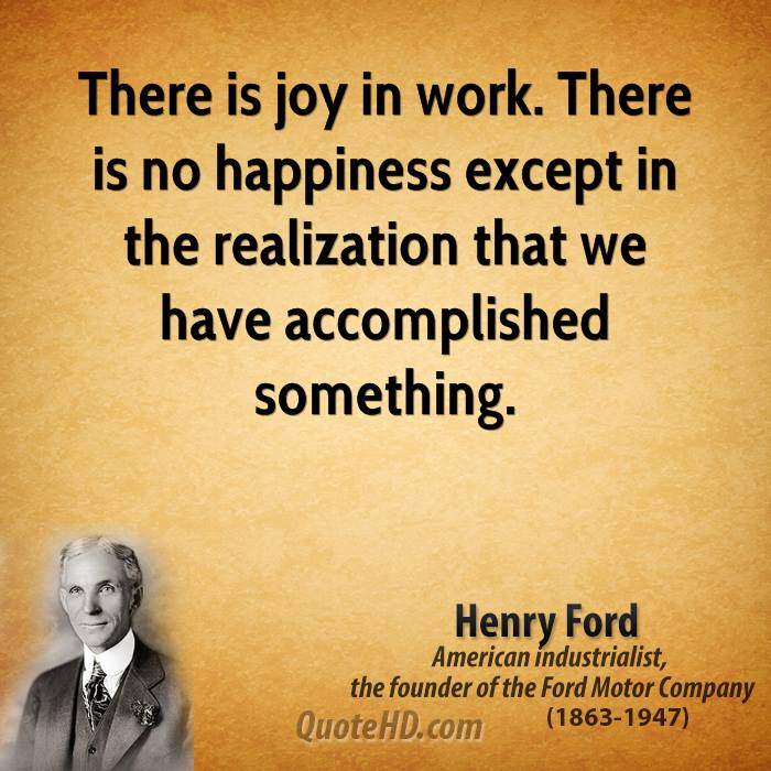 henry ford work quotes quotehd