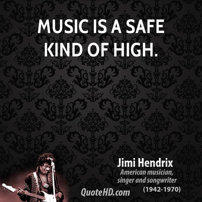 an introduction to the life and music by jimi hendrix Death of jimi hendrix death of jimi hendrix samarkand hotel in the last stanza from hendrix's final poem, the story of life during the morning of september 18 the words and music of jimi hendrix praeger.