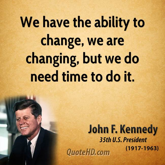 John F Kennedy Quotes About Love : John F. Kennedy Quotes QuoteHD