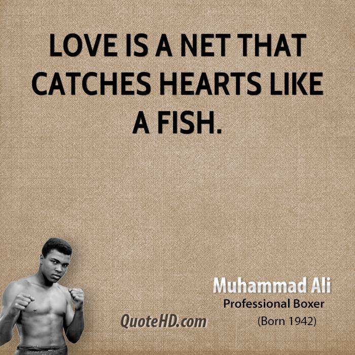 Muhammad ali quotes quotehd for Quotes about fish