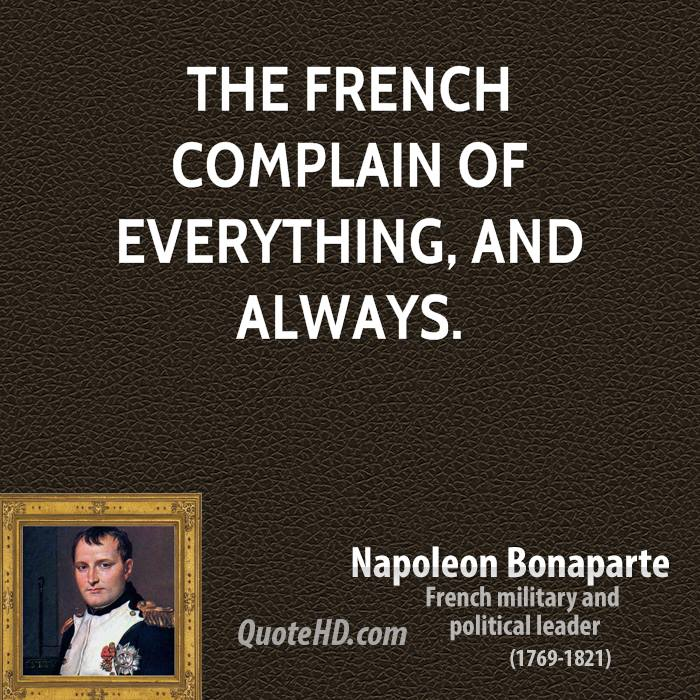 a biography of napoleon bonaparte a french leader Napoleon i is one of the most famous military and political leaders of history   toulon was a major french naval base but loyalist counter revolutionaries.