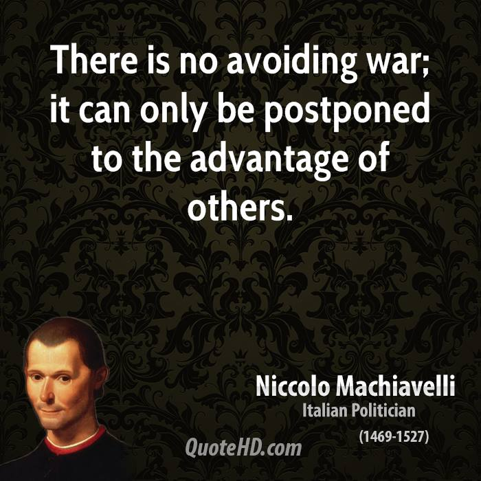 our machiavellian government Niccolo machiavelli questions including how did the english political heritage affect the kinds of governments established by americans after 1607 and how does.