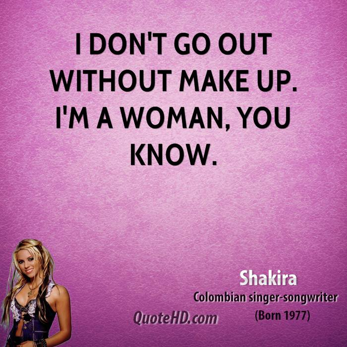 Make-Up Quotes. QuotesGram