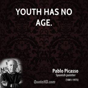 Youth has no age.