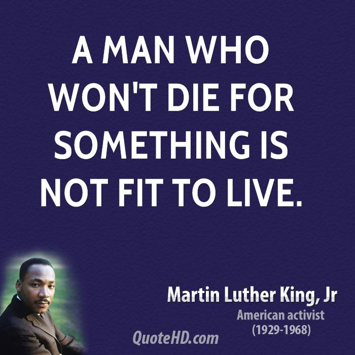 Martin Luther King Jr Death Quotes Quotehd