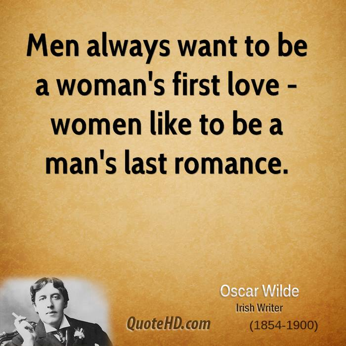 Oscar Wilde Women Quotes QuoteHD Fascinating Love Quotes For Men