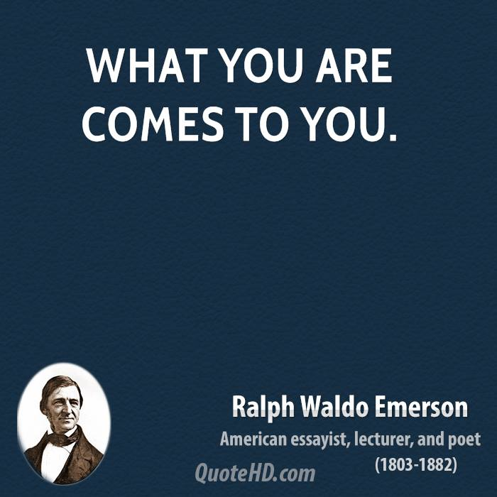 """emerson american literature Ralph waldo emerson is often positioned as the """"father"""" of american literature as a poet, preacher, orator, and essayist, he articulated the new nation's prospects and needs and became a weighty exemplum of the american artist."""
