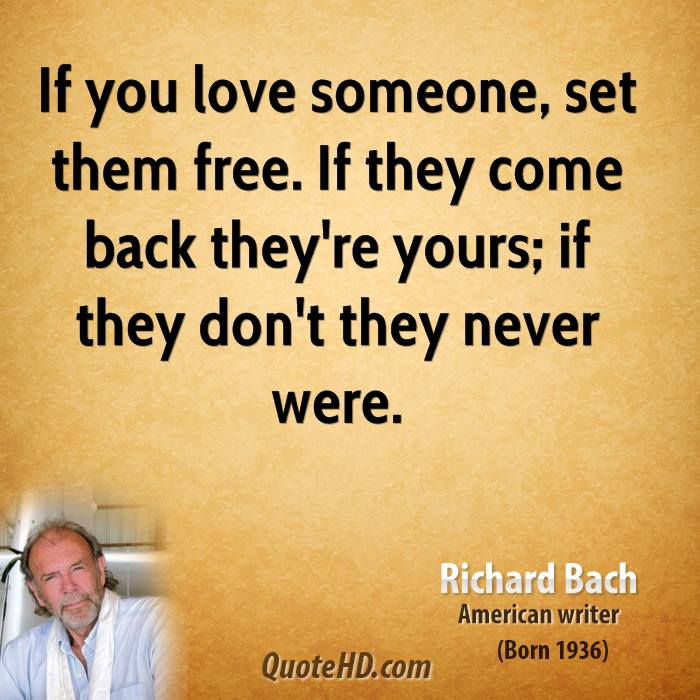 Richard Bach Love Quotes QuoteHD Best Free Love Quotes With Pictures