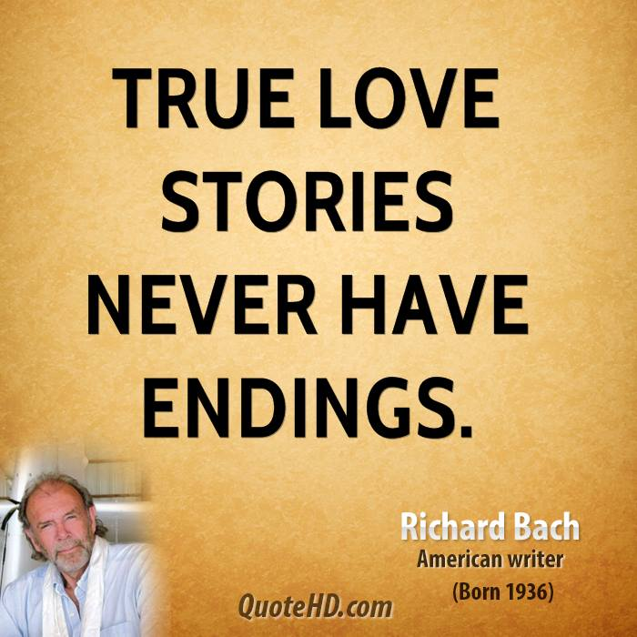 Richard Bach Quotes On Love