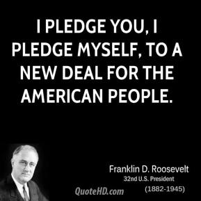 franklin d roosevelt brought the new deal to americas life Franklin d roosevelt: a political life  the autobiography of one of america's greatest presidents, franklin d  instituted the famous new deal and brought.