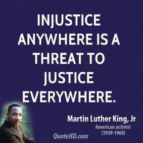 essay justice injustice Good morning teacher and class, today i will be talking to you about social injustice in australia and how it is being treated by the government and the catholic church in particular racism in australia we define social.