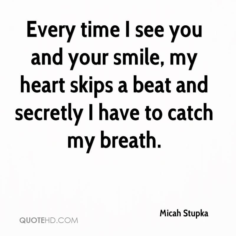 gallery for i love to see you smile quotes