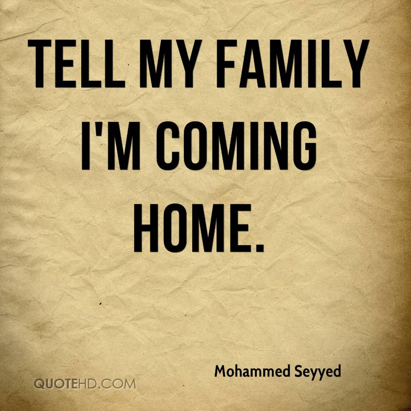 Mohammed Seyyed Quotes