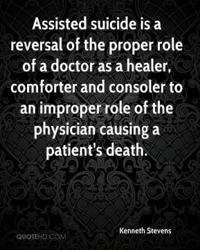 Quotes About Assisted Suicide