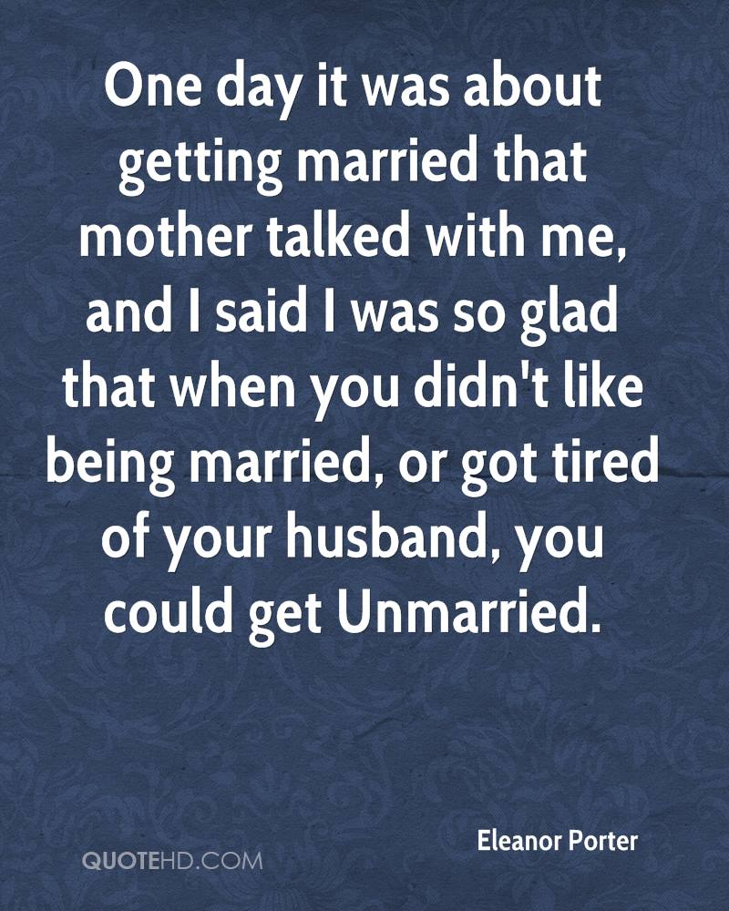 Married with me