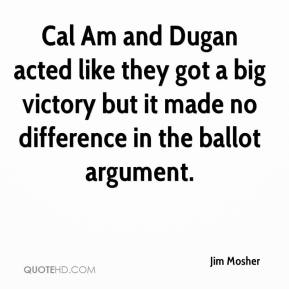 Jim Mosher  - Cal Am and Dugan acted like they got a big victory but it made no difference in the ballot argument.