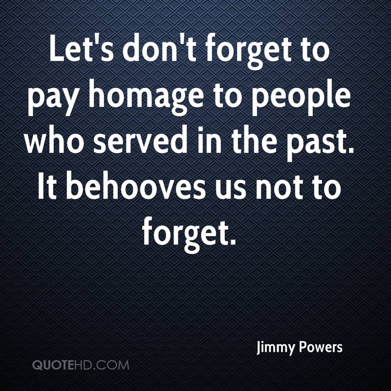 Forget The Past Quotes: Quotes About Not Forgetting The Past. QuotesGram