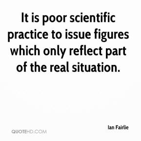 Ian Fairlie - It is poor scientific practice to issue figures which only reflect part of the real situation.