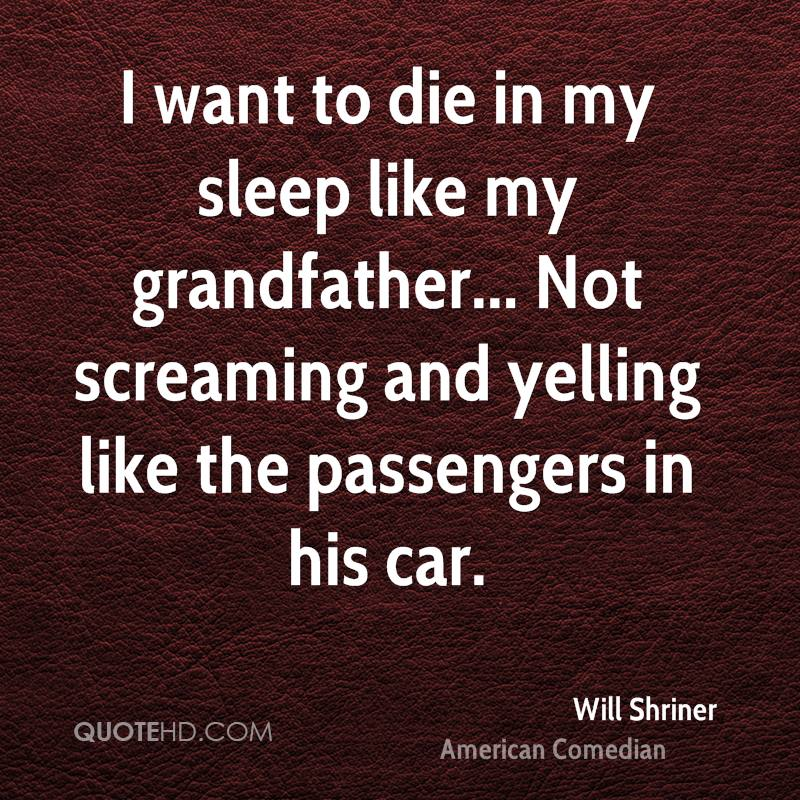 Will Shriner Quotes | QuoteHD