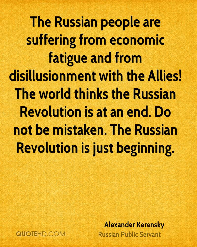 The Russian Revolution Quotes From 50