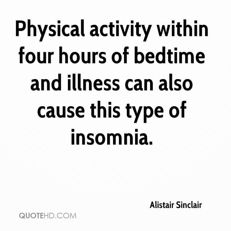 Bedtime Quotes Mesmerizing Alistair Sinclair Quotes QuoteHD