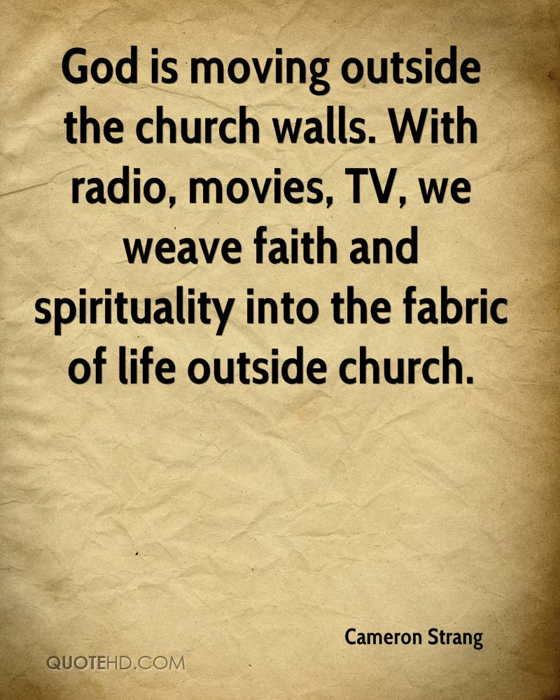 Moving Quote Cameron Strang Faith Quotes  Quotehd