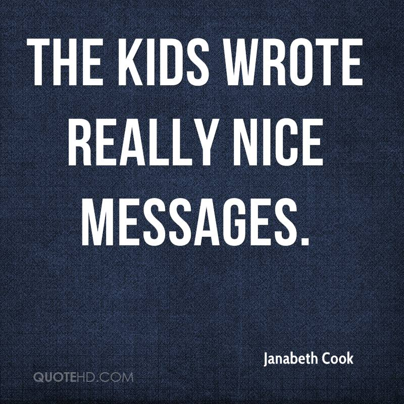Janabeth Cook Quotes Quotehd