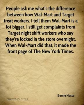 a comparison between sears and wal mart Why can't kmart be successful while target and as a walmart customer, you know which may require high-touch sales assistance that many sears customers.