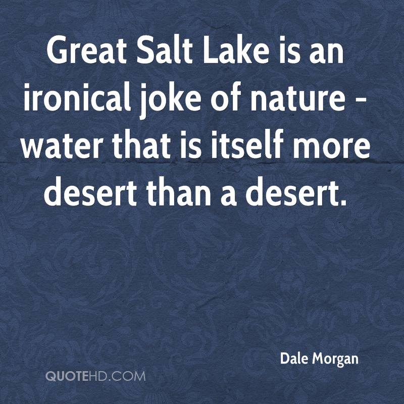 dale morgan quotes quotehd