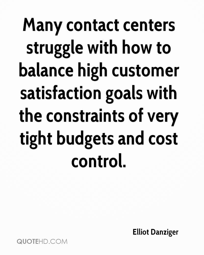 Customer Satisfaction Quotes Elliot Danziger Quotes  Quotehd