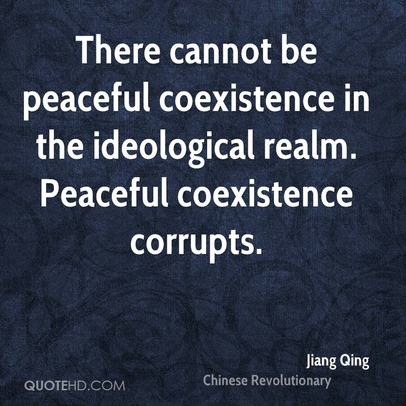 Jiang Qing Quotes | QuoteHD