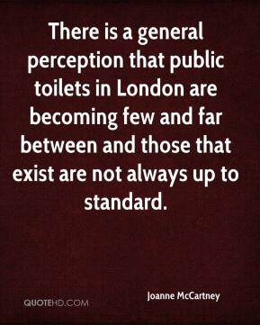Joanne McCartney  - There is a general perception that public toilets in London are becoming few and far between and those that exist are not always up to standard.