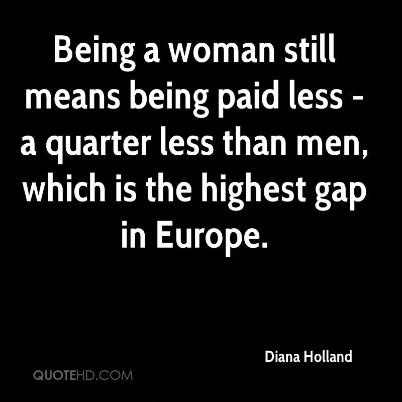 why are women paid less than men 25062014 why do women still earn less than men  623 percent of men's—the question of why women continue to earn less  the premium paid for working.