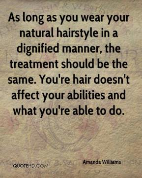 Hairstyle Quotes - Page 1 | QuoteHD