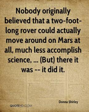 mars rover quote - photo #9