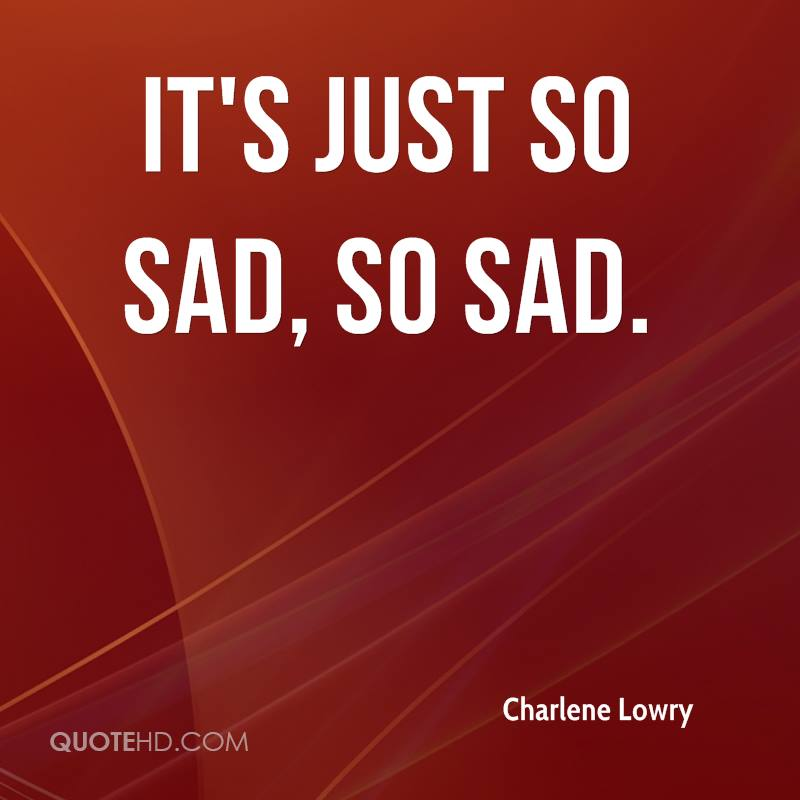 so sad quotes