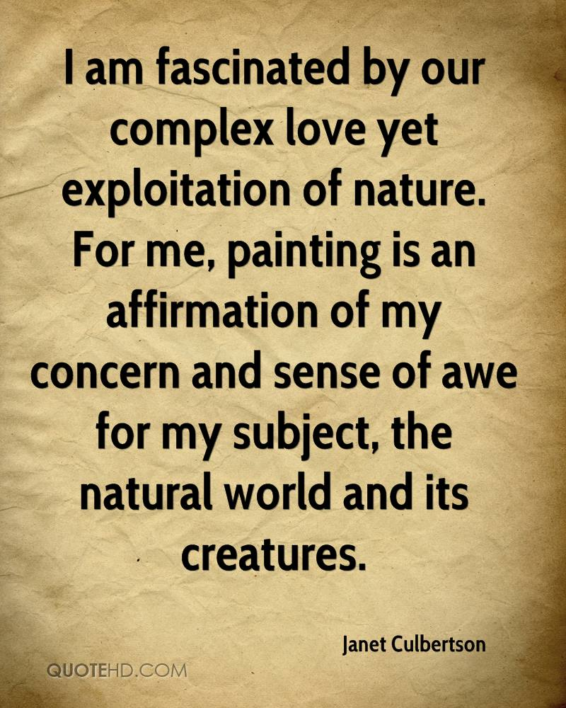 Natural Love Quotes Janet Culbertson Quotes  Quotehd