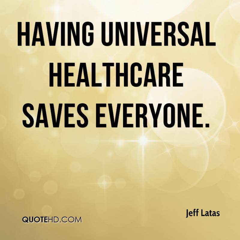 Health Care Quotes Magnificent Jeff Latas Quotes  Quotehd