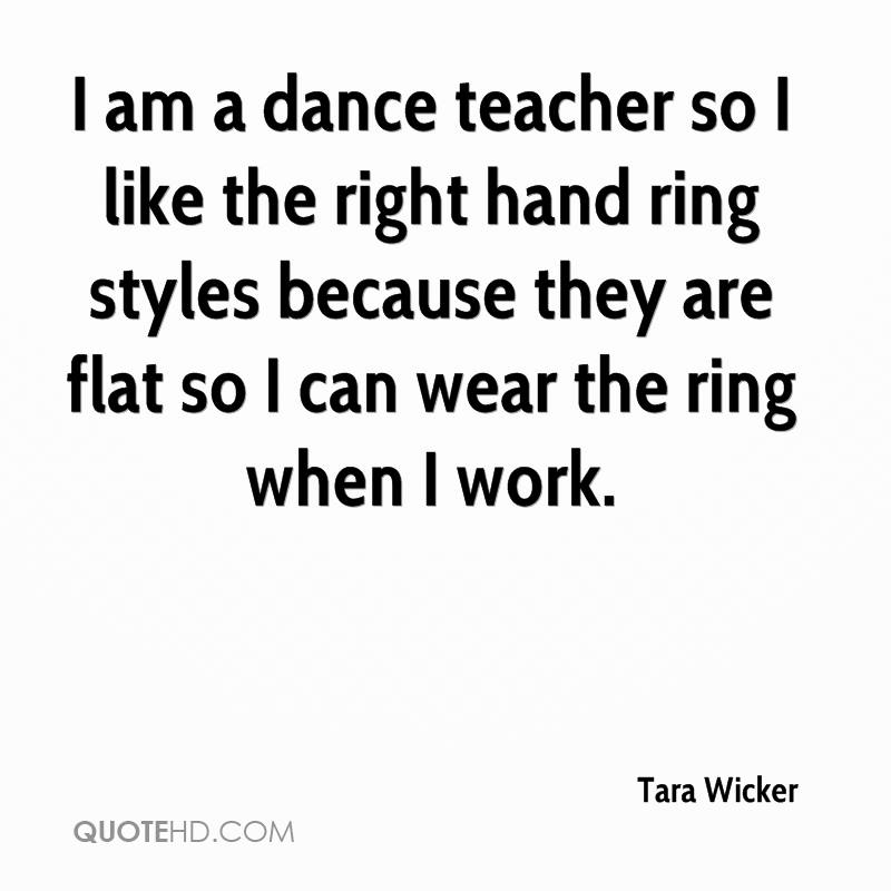 Tara Wicker Quotes | QuoteHD