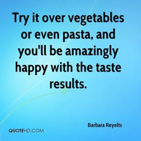 Try it over vegetables or even pasta, and you'll be amazingly happy with the taste results.