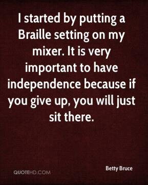 Louis Braille Quotes, Quotations & Sayings 2018