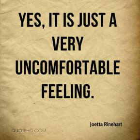 Uncomfortable situations quotes