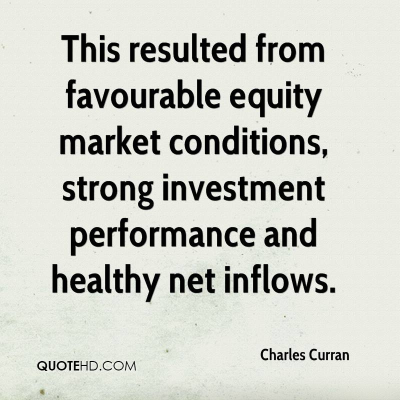 This resulted from favourable equity market conditions, strong investment performance and healthy net inflows.
