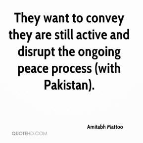 Amitabh Mattoo - They want to convey they are still active and disrupt the ongoing peace process (with Pakistan).