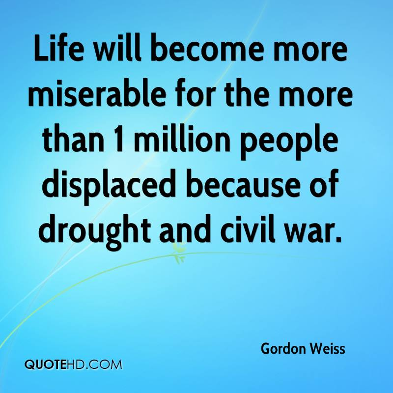Gordon Weiss Quotes | QuoteHD