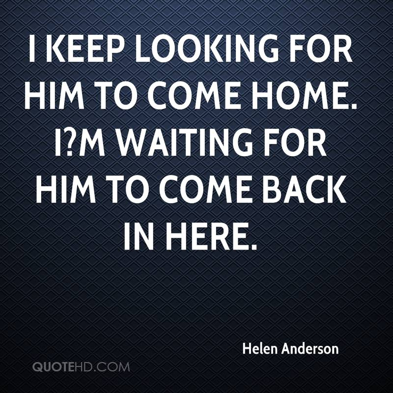 Helen Anderson Quotes