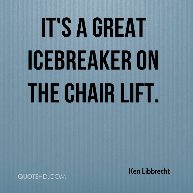 The Chair Quotes - Page 1   QuoteHD